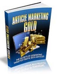 Article Marketing Gold Give Away Rights Ebook