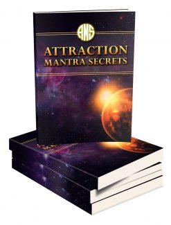 Attraction Mantra Secrets MRR Ebook