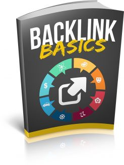 Backlink Basics MRR Ebook