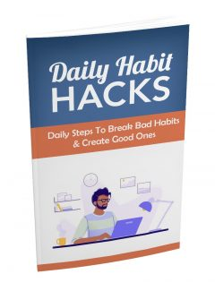 Daily Habit Hacks MRR Ebook