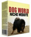Dog World Flipping Niche Site Personal Use Template
