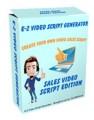 E-Z Video Script Generator Personal Use Script