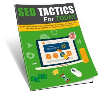 Seo Tactics For Today MRR Ebook