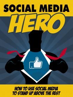Social Media Hero Give Away Rights Ebook