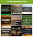 Social Media Viral Quotes Personal Use Graphic