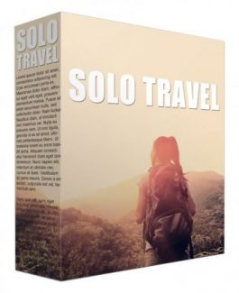 Solo Travel PLR Article