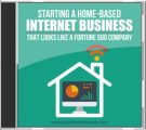 Starting A Home Based Internet Business MRR Audio