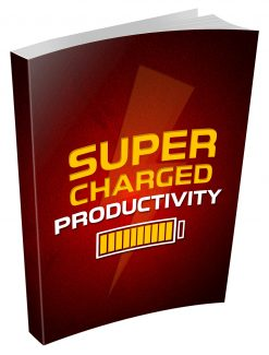 Supercharged Productivity MRR Ebook