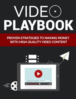 Video Playbook PLR Ebook