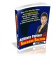 Affiliate Partner Success Secrets Mrr Ebook