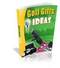 Golf Gifts Ideas MRR Ebook