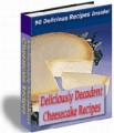 Deliciously Decadent Cheesecake Recipes PLR Ebook