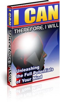 I Can : Therefore I Will PLR Ebook