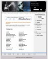 Virtual Property Website Steel Personal Use Template