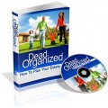 Dead Organized Plr Ebook With Audio