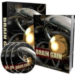 Brain Gain Plr Ebook With Audio