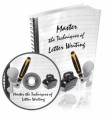 Master The Techniques Of Letter Writing Mrr Ebook With Audio