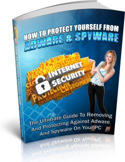 Adware And Spyware PLR Ebook