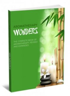 Aromatherapy Wonders PLR Ebook