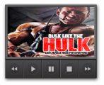 Bulk Like The Hulk Advanced MRR Ebook With Audio & Video