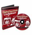 Digital Downloads Lockdown PLR Video With Audio