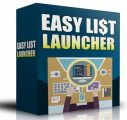 Easy List Launcher PLR Video