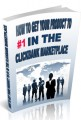 How To Get Your Product To 1 In The Clickbank ...