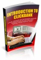 Introduction To Clickbank MRR Ebook