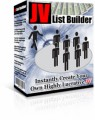 J V List Builder MRR Software