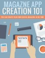 Magazine App Creation PLR Ebook