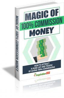 Magic Of 100 Commission MRR Ebook