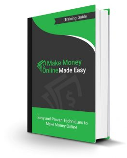Make Money Online Made Easy Personal Use Ebook