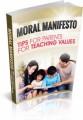 Moral Manifesto MRR Ebook