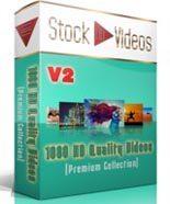 Music 1 – 1080 Stock Videos V2 MRR Video
