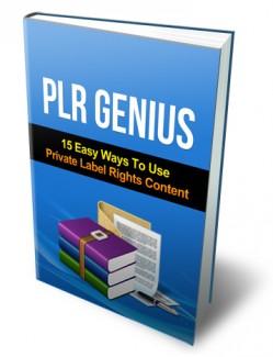 Plr Genius MRR Ebook