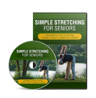 Simple Stretching For Seniors Video Upgrade MRR Video With Audio