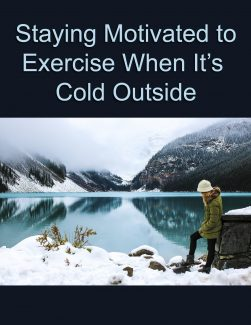 Stay Motivated To Exercise PLR Ebook