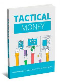 Tactical Money MRR Ebook