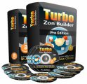 Turbozon Builder Pro Personal Use Software With Video