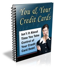 You Your Credit Cards Newsletter PLR Autoresponder Messages