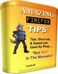 Amazing Firefox Tips PLR Ebook