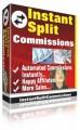 Instant Split Commissions MRR Script
