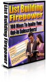 List Building Firepower MRR Ebook