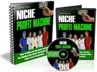 Niche Profit Machine Mrr Ebook With Audio
