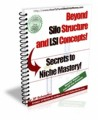 Secrets To Niche Mastery Give Away Rights Ebook