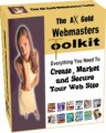 The Ax Gold Webmasters Toolkit MRR Software