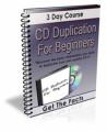 CD Duplication For Beginners Plr Autoresponder Messages