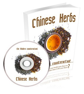 Chinese Herbs MRR Ebook With Audio