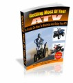 Getting Most Of Your ATV Mrr Ebook