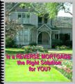 Reverse Mortgage Solutions PLR Ebook